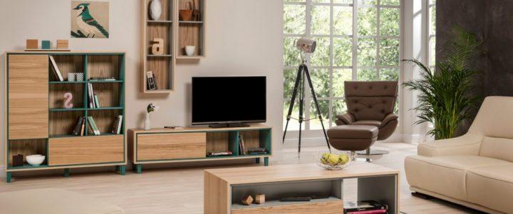 Büszkén mutatjuk be a Skano legújabb bútorcsaládját, melynek neve: TREVIK